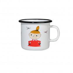 Moomin Enamel Mug Colors Little My 0.25 L