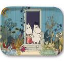 Moomin Birch Tray Riviera Doorstep 43 x 33 cm