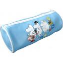 Moomin Pencilcase Tube Blue
