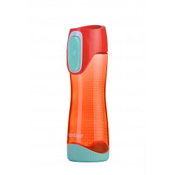 Contigo Drinks Bottle Swish Autoseal Pink Peach
