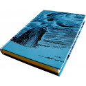 Moomin Hardcover Notebook Groke 224 Lined Pages