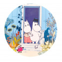 Moomin Riviera Doorstep Pot Coaster 21 cm Optodesign