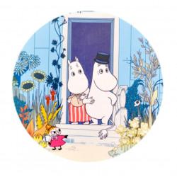 Moomin Riviera Doorstep Pot Coaster 21 cm Optodesign