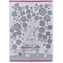 Moomin Kitchen Tea Towel Moominmamma Roses 50 x 70 cm
