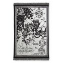 Moomin Throw Blanket Moominvalley Map 130 x 180 cm Finlayson