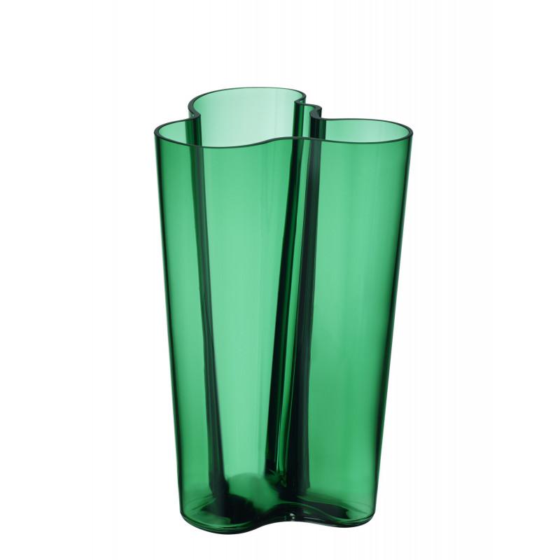 Alvar Aalto Vase Emerald 251 mm Iittala