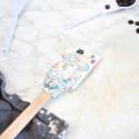 Moomin Garden Spatula Silicone Wooden Handle
