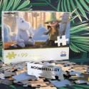Moomin Animation Puzzle 99 pcs 48 x 34 cm