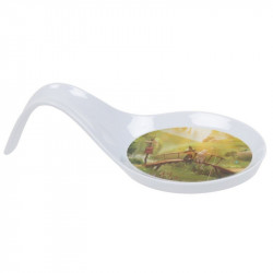 Moomin Melamine Spoon Rest Animation Summer Bridge