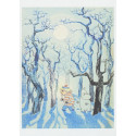 Moomin Tove 100 Postcard Set 08 5 pcs Putinki