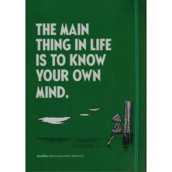 Moomin Notebook 128 Faintly...