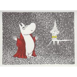 Moomin Greeting Card...