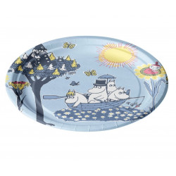 Moomin Paper Plates...