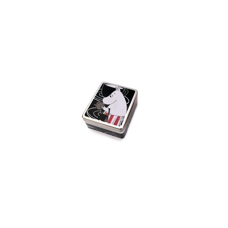 Moomin Tea Bags Tin Can Moominmamma Black