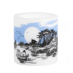 Moomin Candle Island 8 cm