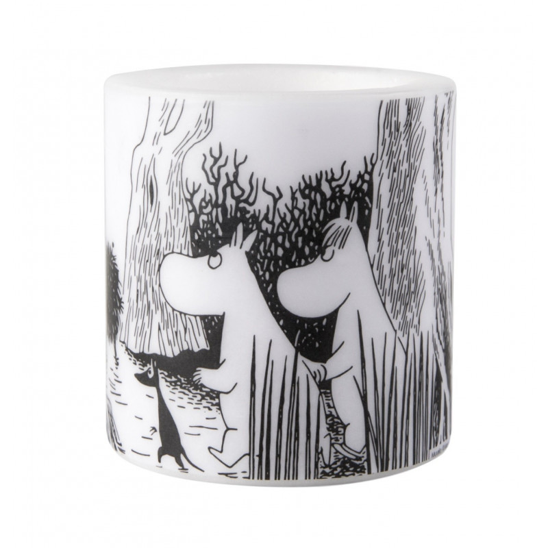 Moomin Candle Secret Place 8 cm