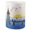 Moomin Candle Mellow Wind 12 cm