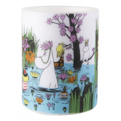 Moomin Candle Trip To The...