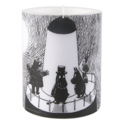 Moomin Candle Lighthouse 12 cm