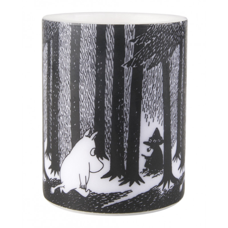 Moomin Candle Campfire 12 cm