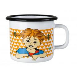 Pippi Enamel Mug 0.25 L...