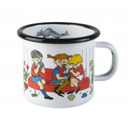 PippiEnamel Mug 0.25 L...