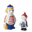 Moomin Ceramic Minifigurines Little My Summer 2019