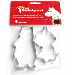 Moomin Metal Cookie Cutters...
