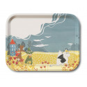 Moomin Birch Tray Valley Hat Bonnier 27 x 20 cm