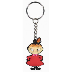 Moomin Soft Keyring Little My