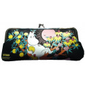 Moomin Pencilcase Glasses Case Small Cosmetic Bag Moomintroll