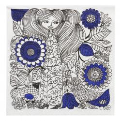 Paper Napkins Pastoraali 33 x 33 cm
