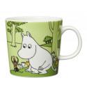 Moomin Set Gift Box Moomintroll Plate and Mug 2019