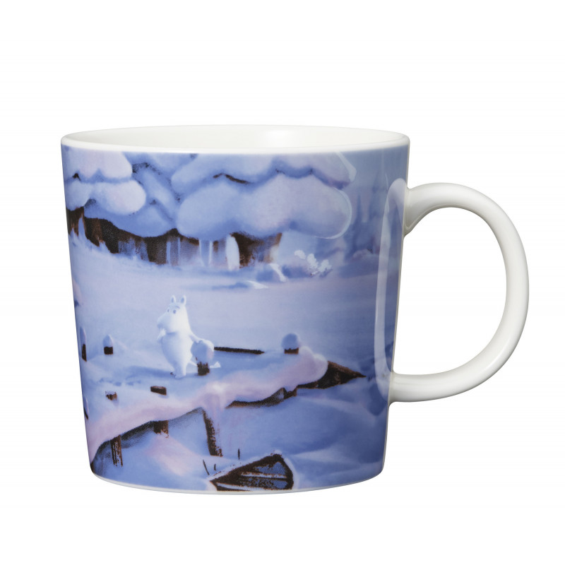Moomin Mug 0.3 L Midwinter Arabia Moominvalley Animation Summer 2019