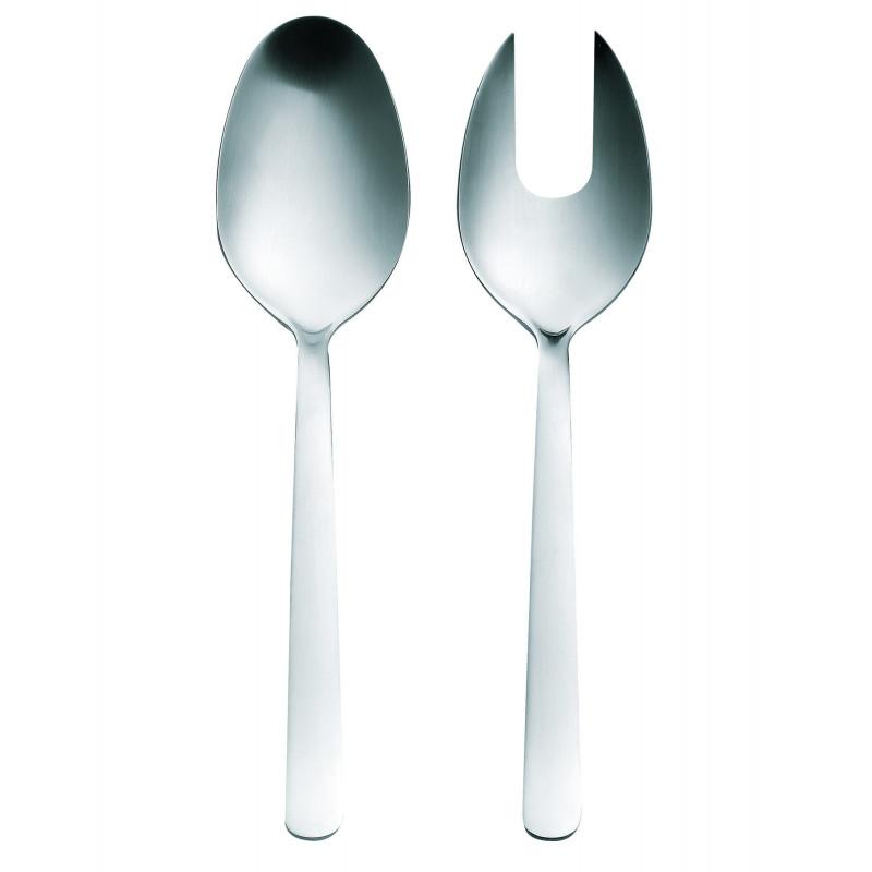 Functional Form Salad Spoons Matt