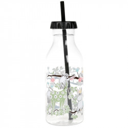 Moomin Climbing Tree Smoothie Bottle