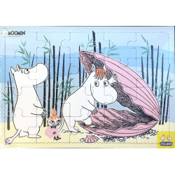 Moomin Puzzle Set of 2...