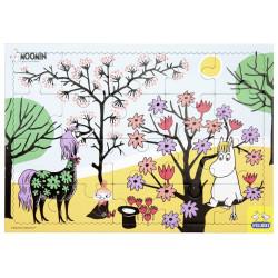 Moomin Puzzle Set of 2 Horse 20 pcs Winter 40 pcs 30 x 21 cm