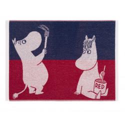 Moomin Hand Towel Paint 50 x 70 cm