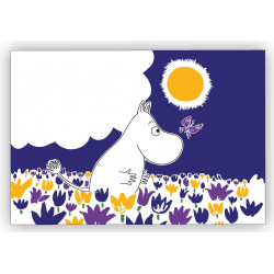 Moomin Placemat Butterfly...