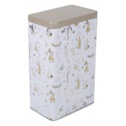 Moomin Tin Box Coffee Tove 100