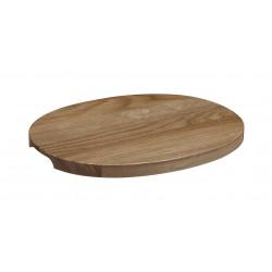 Raami Serving Tray 38.5 cm Oak Iittala