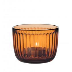 Raami Tealight Candle Holder 9 cm Seville-Orange Iittala