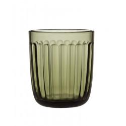 Raami Tumbler 0.26 L Moss Green 2 pcs Iittala