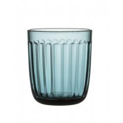 Raami Tumbler 0.26 L Sea Blue 2 pcs Iittala
