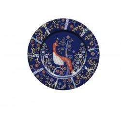 Taika Blue Plate 22 cm Iittala