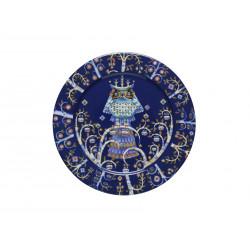 Taika Blue Plate 27 cm Iittala