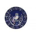 Taika Blue Plate 30 cm Iittala