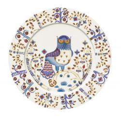 Taika White Plate 30 cm...