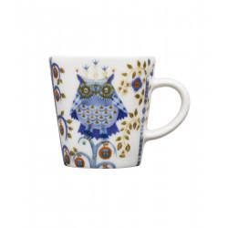 Taika White Espresso Cup 0.1 L Iittala